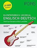 PONS Bildwörterbuch Universal Englisch-Deutsch: Reich an Details in Wort und Bild