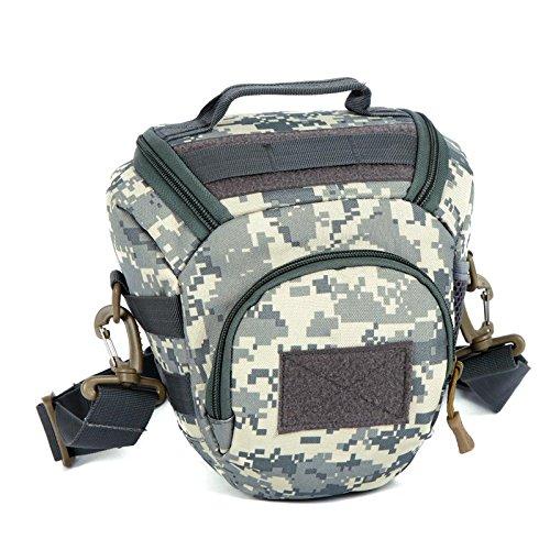 MJ Handtasche Anti-Kamera Tasche / dreieckige Tasche Tarnung Fotografie Tasche / Outdoor-Schulter Messenger Bag 3