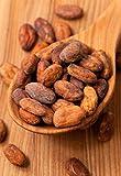 100 g Kakaobohnen roh - unbehandelt ganz Kakao Bohne rein