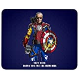 Spiderman Thank You for The Memories Tapis de souris pour typiste Office Stan Lee The Man The Myth The Legend...