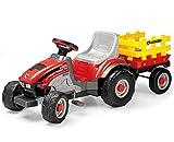 Peg Perego Mini-Traktor mit Pedalen