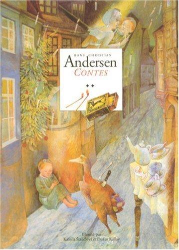 Contes par Hans Christian Andersen