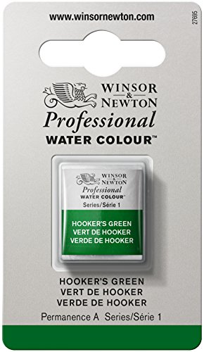 winsor-newton-half-pan-professional-water-colour-hookers-green