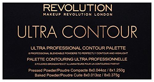Makeup Revolution, palette Ultra Contour da 13g