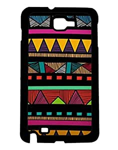 Mobile Cover Shop Glossy Finish Mobile Back Cover Case for Samsung Note 1