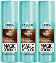 L'Oreal Paris Magic Retouch 3 Seconds to Flawless Roots (Brown) 3 pi