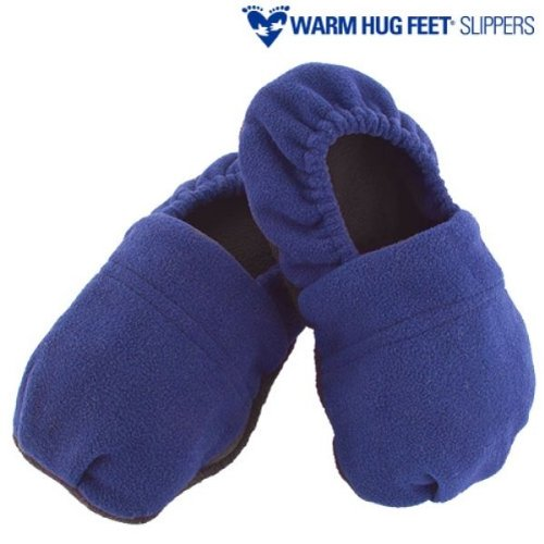 CEXPRESS-Zapatillas-Microondas-Warm-Hug-Feet-Leopardo