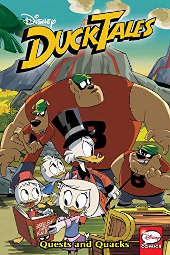 DuckTales: Quests and Quacks (Comic-quest)
