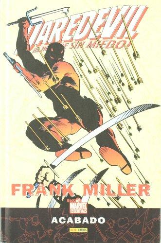 Daredevil de Frank de Miller : acabado