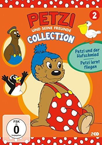 Collection 2: Petzi und der Hufschmied/Petzi lernt fliegen (2 DVDs)