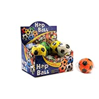 Globo Toys Globo - 37623 Summer Soccer Ball, 9.7 cm, 6 Random Colors (Single Piece)