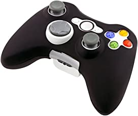 Hytech Plus: Controller skin for Xbox 360 - Black