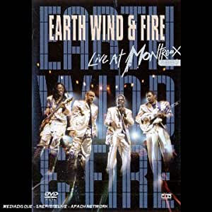 Earth Wind and Fire : Live at Montreux 1997 / 1998