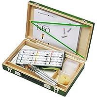 Resina 18 colori brocca casella di acquerello Kusakabe impostare Green (Giappone Import)