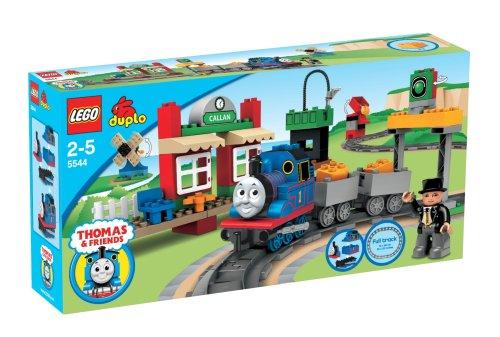 Preisvergleich Produktbild Lego Duplo Thomas und seine Freunde 5544 - Super Set