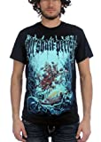 Photo de ALL SHALL PERISH - All Shall Perish - T-shirt Deep Sea hommes en noir par All Shall Perish