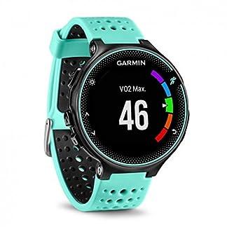 Garmin Forerunner 235 – Reloj con pulsómetro en la muñeca