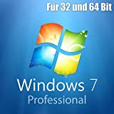 Microsoft Windows 7 Professinal 32/64Bit Lizenz Key medium image