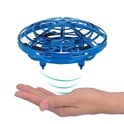 KOBWA Mini Drones pour Enfants UFO Drone...