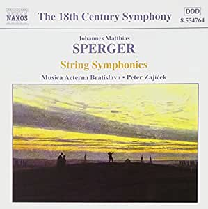 Sinfonien für Streicher