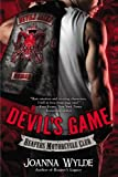 Devil's Game (Reapers Motorcycle Club) by Joanna Wylde front cover