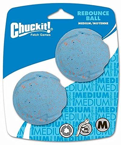 Chuckit Med Rebounce Ball Jouet pour Chien 2