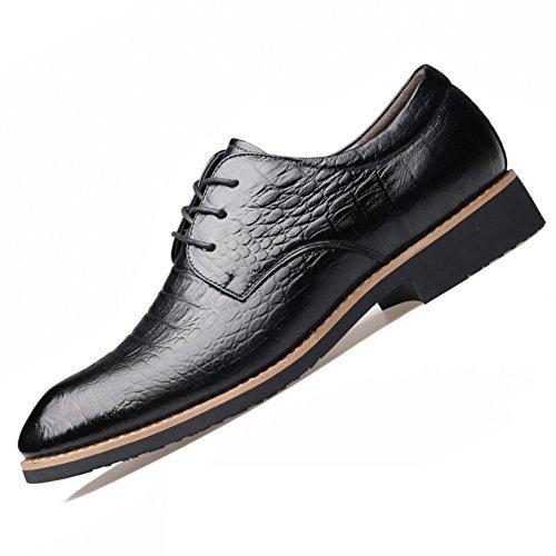 il vento dell'Inghilterra scarpe/Scarpe a punta/ d'affari/Abito scarpe/scarpe casual-A Lunghezza