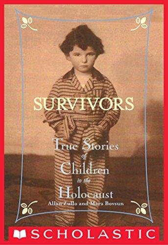 Survivors: True Stories of Children in the Holocaust (English Edition)