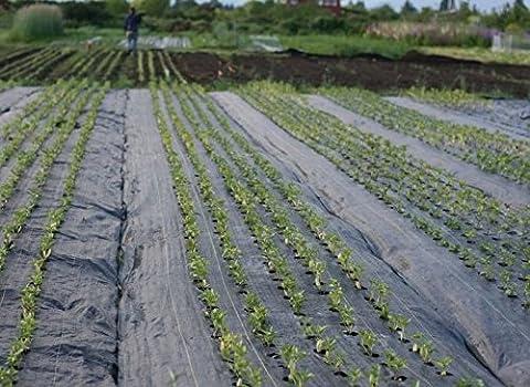 Schwere Weed Barrier Stoff Unkrautbekämpfung Bodenbedeckung Membran für die Landwirtschaft,