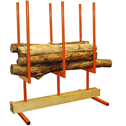 Forest Master Bulk Log Stand 3 Multi Log Saw Horse Chainsaw
