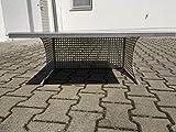 Edelstahl Garage - 2