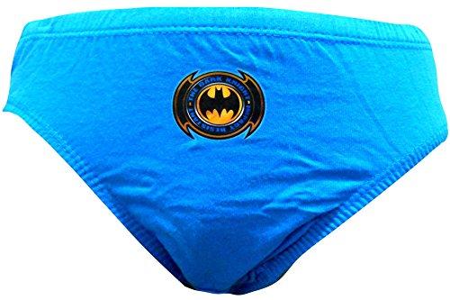 """Batman """"Dark Knight"""" Boys 6er Pack Slip Unterhose 3 -8 Jahre Mehrfarbig"""