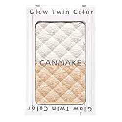 CANMAKE Glow twin color 01 white beige 3.5g
