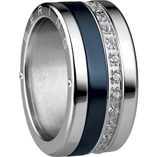 Bering Damen-Ringe Edelstahl mit Ringgröße 55 (17.5) Vancouver 7