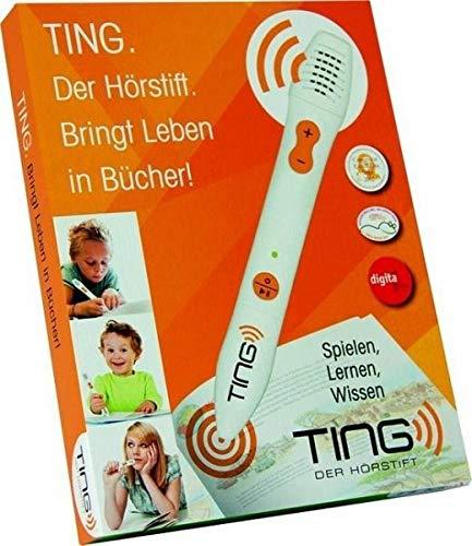 TING Der Hörstift: Der Lesestift für alle Bücher der Ting-Welt!