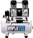 1500W 2PS 18L Silent Flüsterkompressor Druckluftkompressor 60dB leise ölfrei flüster Kompressor Compressor...
