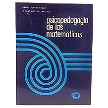 Psicopedagogía de las matemáticas