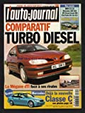 AUTO JOURNAL (L') [No 465] du 05/06/1997 - COMPARATIF TURBO DIESEL - LA MEGANE DTI...