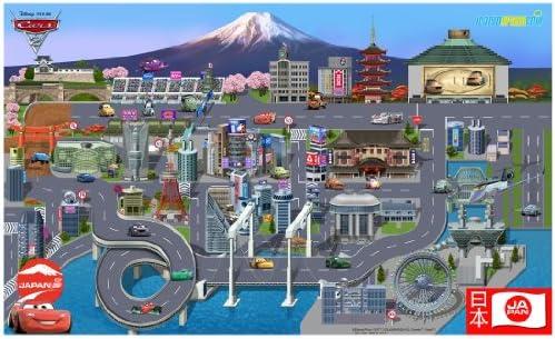 Disney Cars Tomica Big World World World Map Takaratomy Japan (japan import) | Couleur Rapide  a0502b