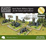 Early War German Infantry Heavy Weapons 1939-42 by Plastic Soldier Company