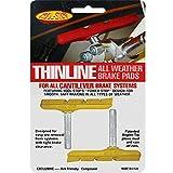 Kool-Stop Fahrrad Bremsschuh Cantilever -Thinline- C3 gelb Felgen Bremse