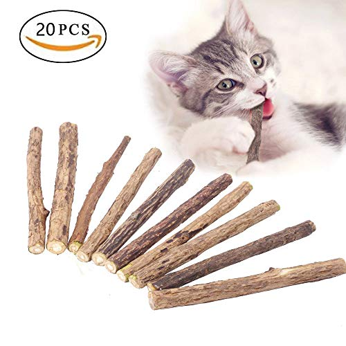 MAIYADUO Gato Catnip Sticks