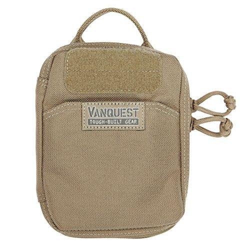 VANQUEST PPM-HUGE 2.0: Persönlicher Pocket Maximizer Organizer (Coyote Tan) -
