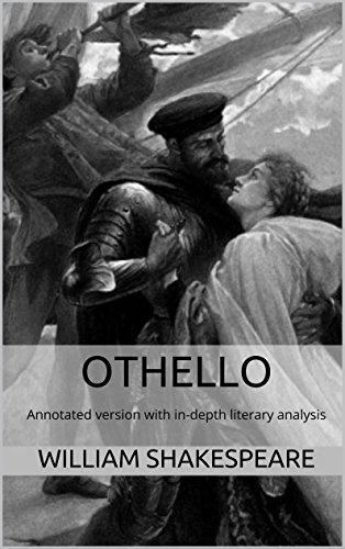 a literary analysis and a summary of othello by william shakespeare Plot summary of and introduction to william shakespeare's play othello, with links to online texts, digital images, and other resources.