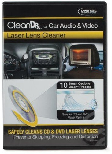 Digital Innovations cleanDR für Blu-ray Laser Lens Cleaner für Blu-ray/DVD/PS3/PS4/Xbox/Xbox 360/Xbox One ( Auto, Audio & Video Value not found Disc Cleaner Kit