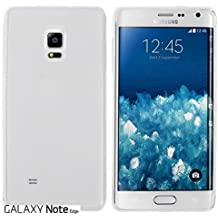 Carcasa Suave Silicona Transparente de Gel irrompible Samsung Galaxy Note Edge, Samsung Galaxy Note 4Edge