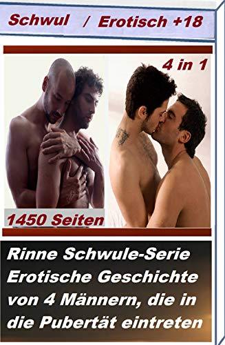 Rinne Erotische Schwule-Serie : Erotische Geschichte von 4 Männern, die in die Pubertät eintreten