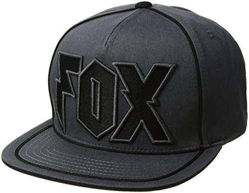 Fox Snapback Cap Faction Grau