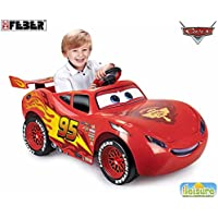 Feber Cars Lightning McQueen Electric Ride On