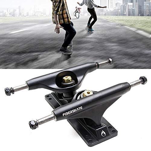 Erwachsener Roller-Stand Jiang Huis, 5 Zoll-Aluminiumlegierungs-Skateboard-Klammer mit 3MM Brücken-Nagel-gesetzten Skateboard-Teilen der Dichtungs-29MM